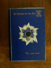 By Order of the Sun by John James Aubertin 1894