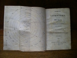 Elements of Astronomy by John H. Wilkins 1823
