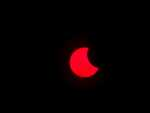 Partial Solar Eclipse Oct. 23, 2014