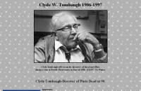 Clyde Tombaugh Biography