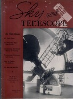 DAO 1.8 meter on Sky and Telescope cover June 1943
