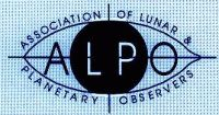 Association of Lunar and Planetary Observers Web Site